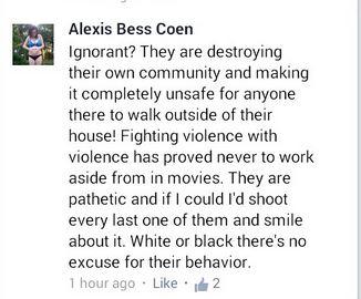Alexis Bess Coen