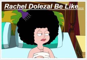 rachel be like